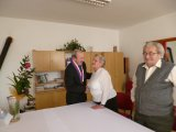 Manželé Cabalkovi - diamantová svatba